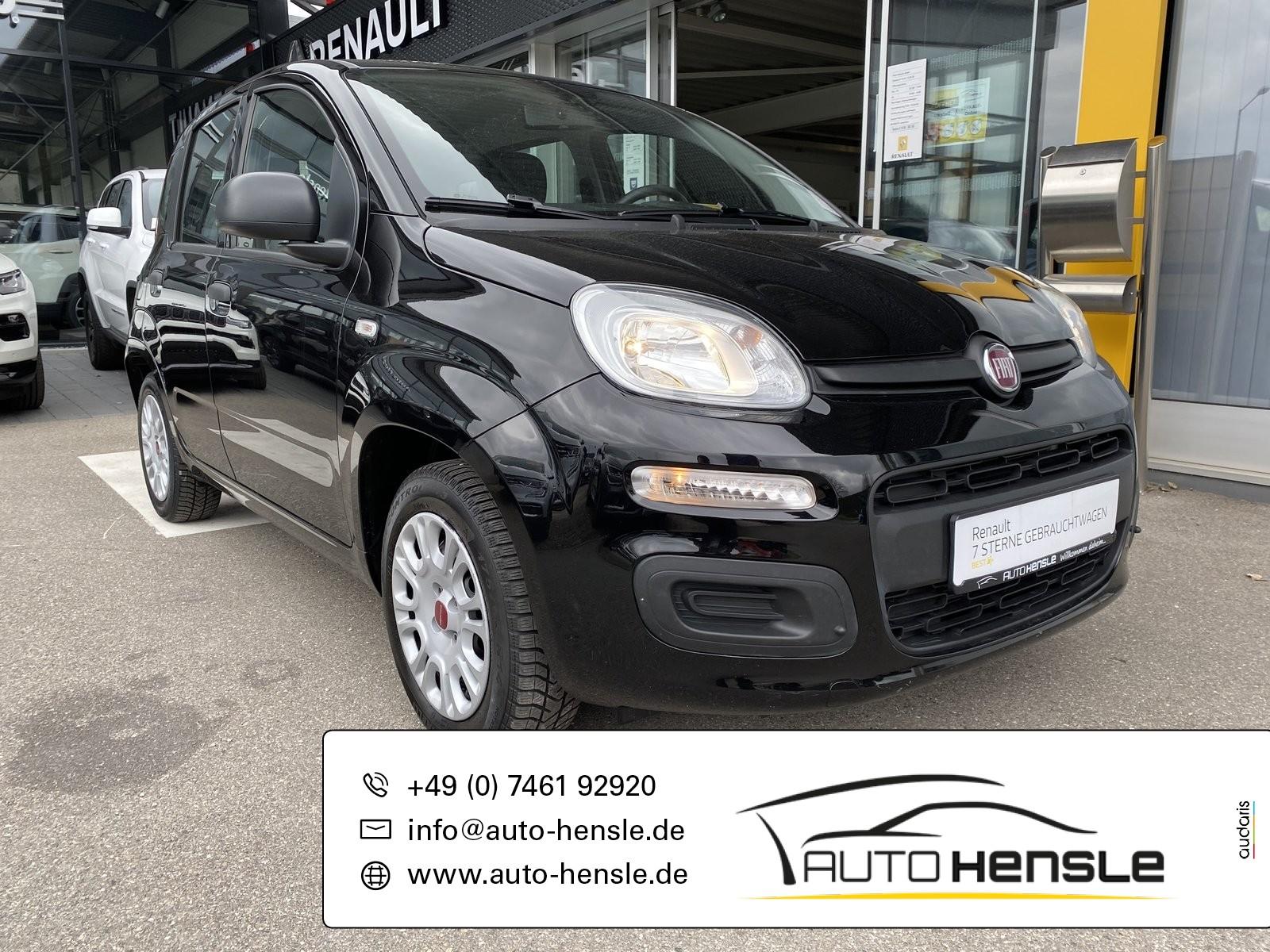 Fiat Panda Easy ,,Klima - 8- Fach Bereift), Jahr 2017, Benzin