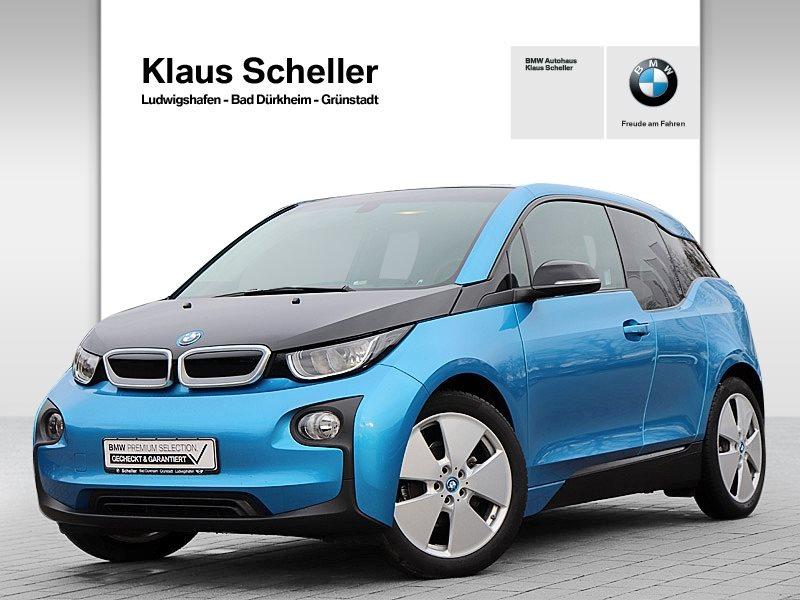 BMW i3 .94Ah GSD Tempomat Klimaaut., Jahr 2017, Elektro