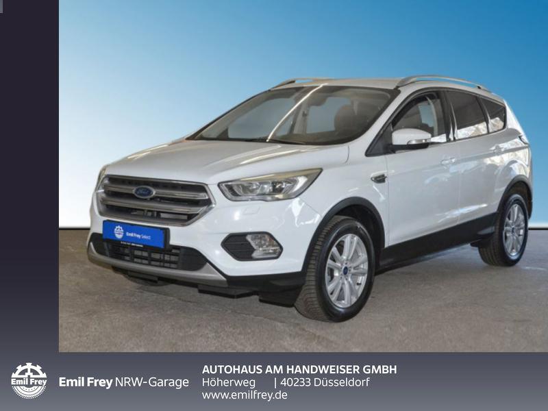 Ford Kuga 1.5 EcoBoost 2x4 Cool & Connect,Navi,WinterPaket, Jahr 2017, Benzin