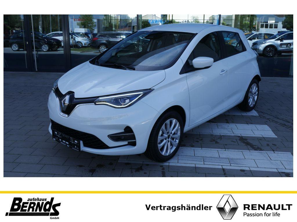Renault ZOE (mit Batterie) Z.E. 50 EXPERIENCE, Jahr 2020, Elektro