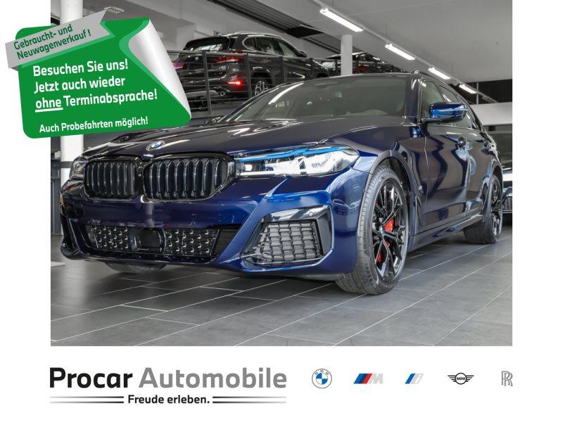 BMW 530d xDrive Touring Sportpaket Gestiksteuerung, Jahr 2021, Diesel