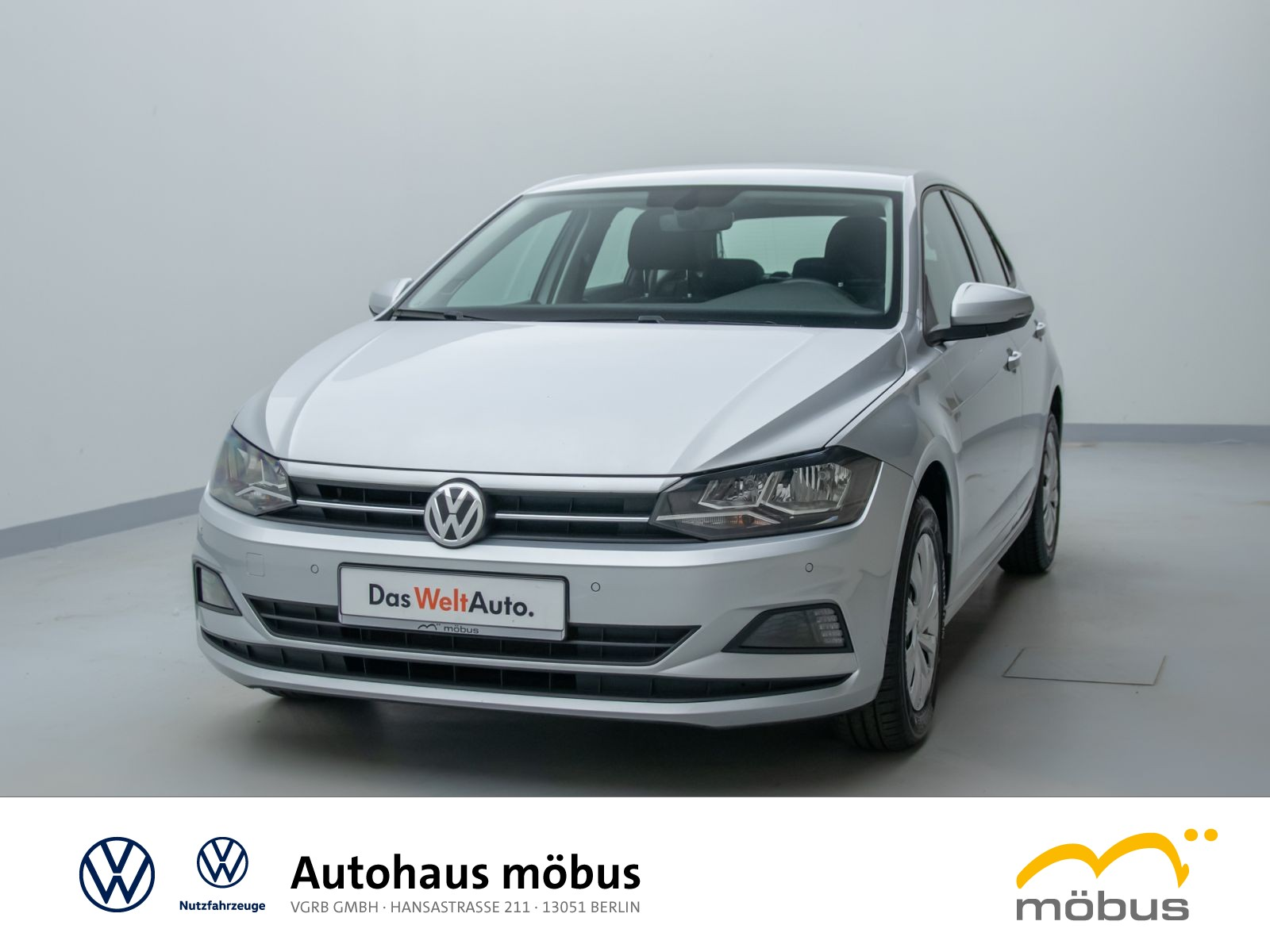 Volkswagen Polo 1.0**COMFORTLINE*NAVI*PDC*GRA*USB*SITZHZ***, Jahr 2018, Benzin