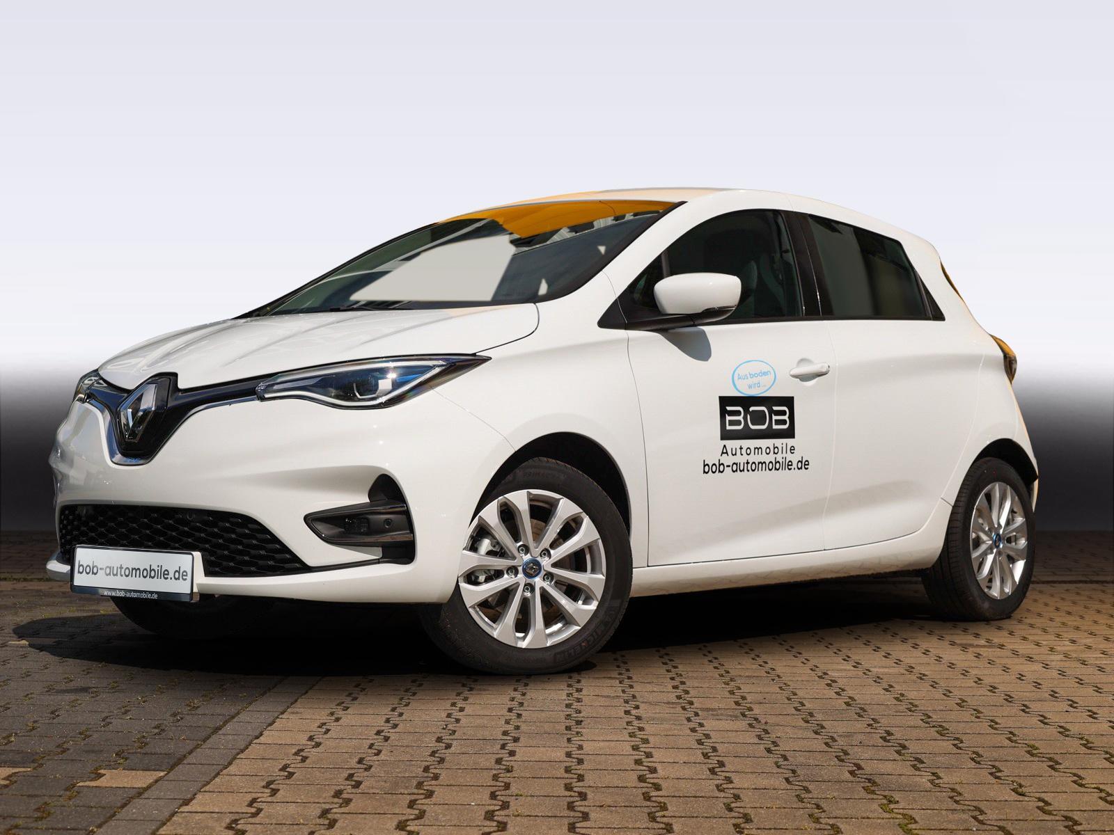 Renault ZOE EXPERIENCE Batteriekauf R135 Z.E. 50 NAVI SH, Jahr 2020, Elektro