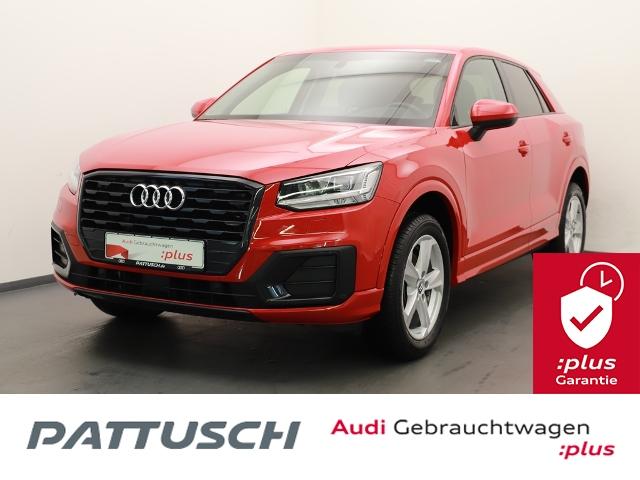 Audi Q2 Sport 1.4 TFSI LED Navi Leder AHZV, Jahr 2017, Benzin