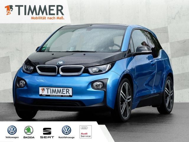 BMW i3 94 Ah *NAVI*LED*KLIMA*SZH*LEDER*LADEKABEL32A/, Jahr 2016, Elektro