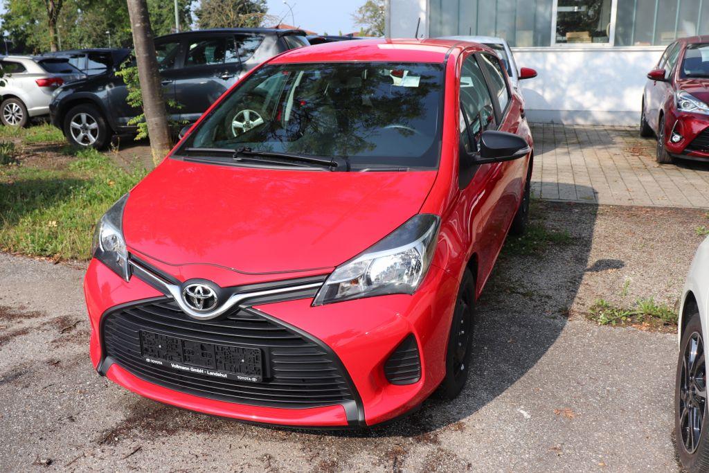 Toyota Yaris 1.0 VVT-i Cool, Jahr 2014, Benzin