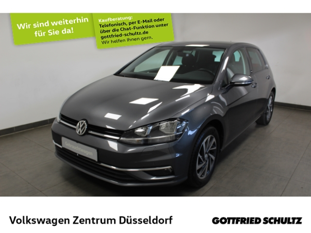 Volkswagen Golf 1.0 TSI Sound *Navi*SHZ*PDC*, Jahr 2018, Benzin