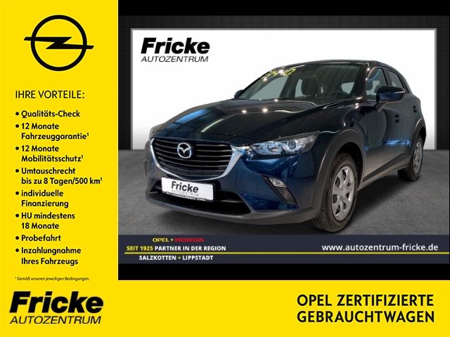 Mazda CX-3 Prime-Line SKYACTIV Start-Stop/Berganfahrass., Jahr 2016, Benzin
