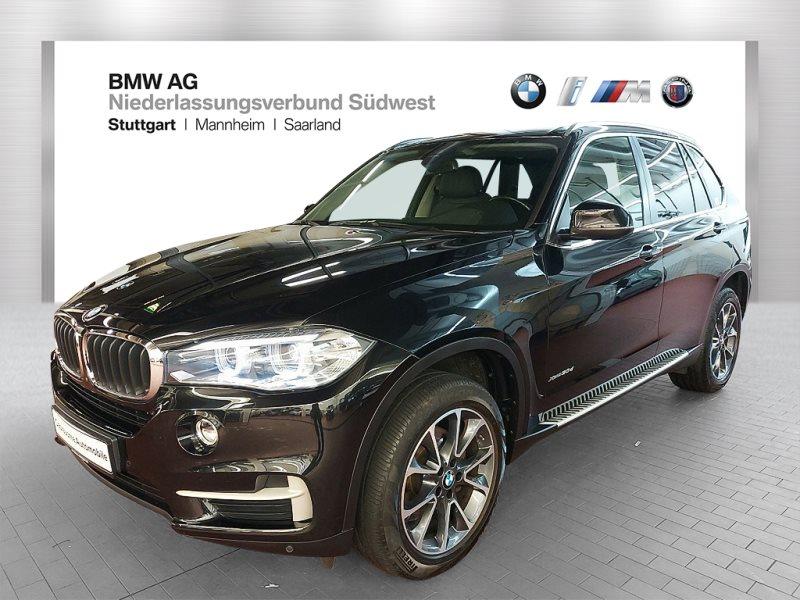BMW X5 xDrive30d Head-Up Standhzg. Spurwarng. RFK, Jahr 2017, Diesel