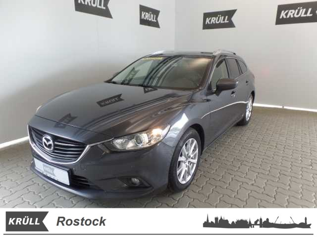 Mazda 6 Center-Line, Jahr 2014, Diesel