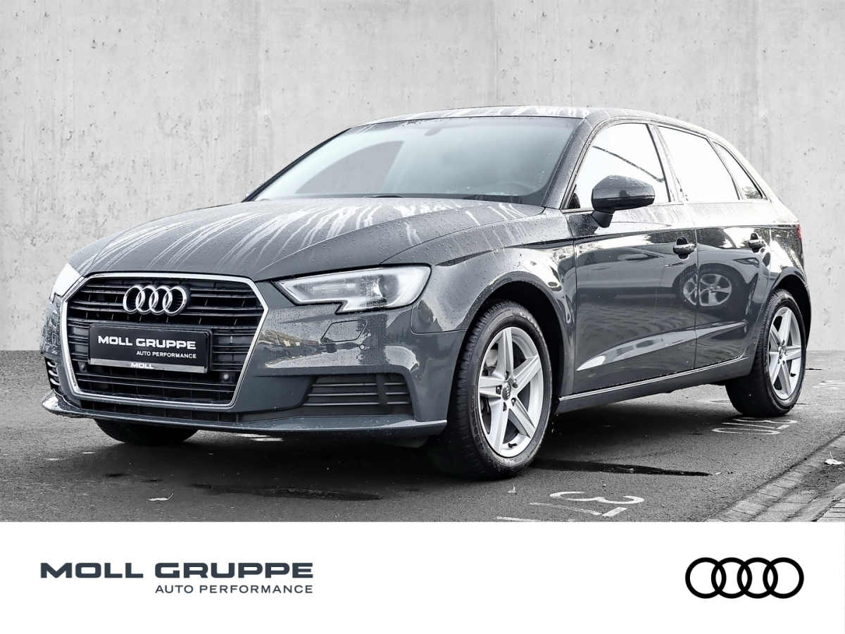 Audi A3 Sportback 1.5 TFSI S tronic Klimaautom. Navi, Jahr 2018, Benzin
