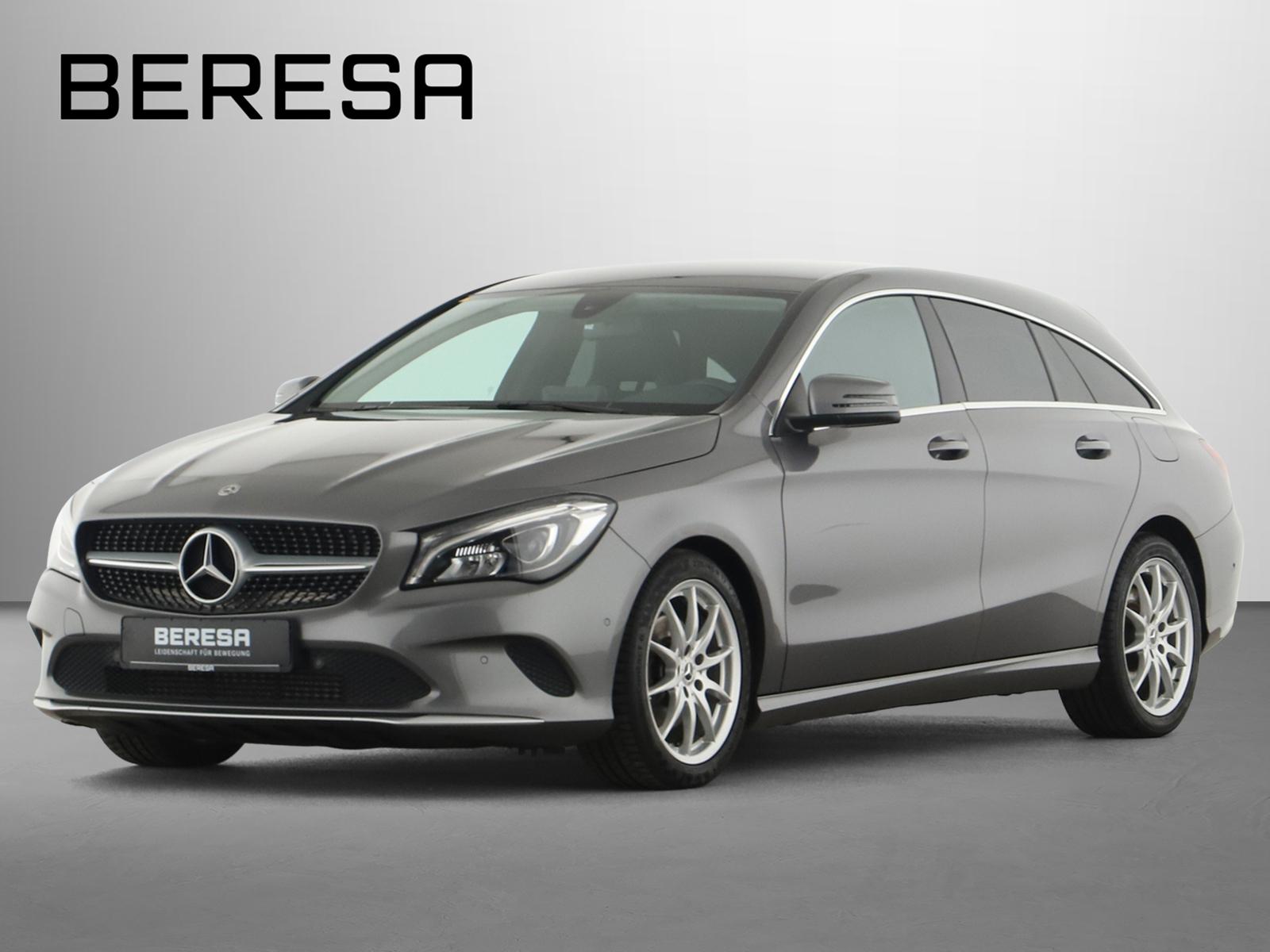 Mercedes-Benz CLA 220 d SB LED AHK Standhz Navi PDC, Jahr 2017, Diesel