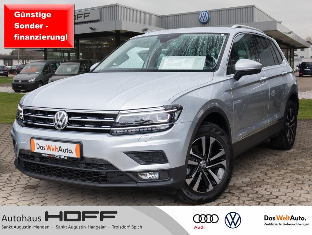 Volkswagen Tiguan 2.0 TDI United Navi Bluetooth AHK LED ACC, Jahr 2020, Diesel