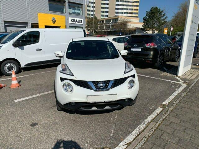 Nissan Juke Acenta-Export-, Jahr 2016, Benzin