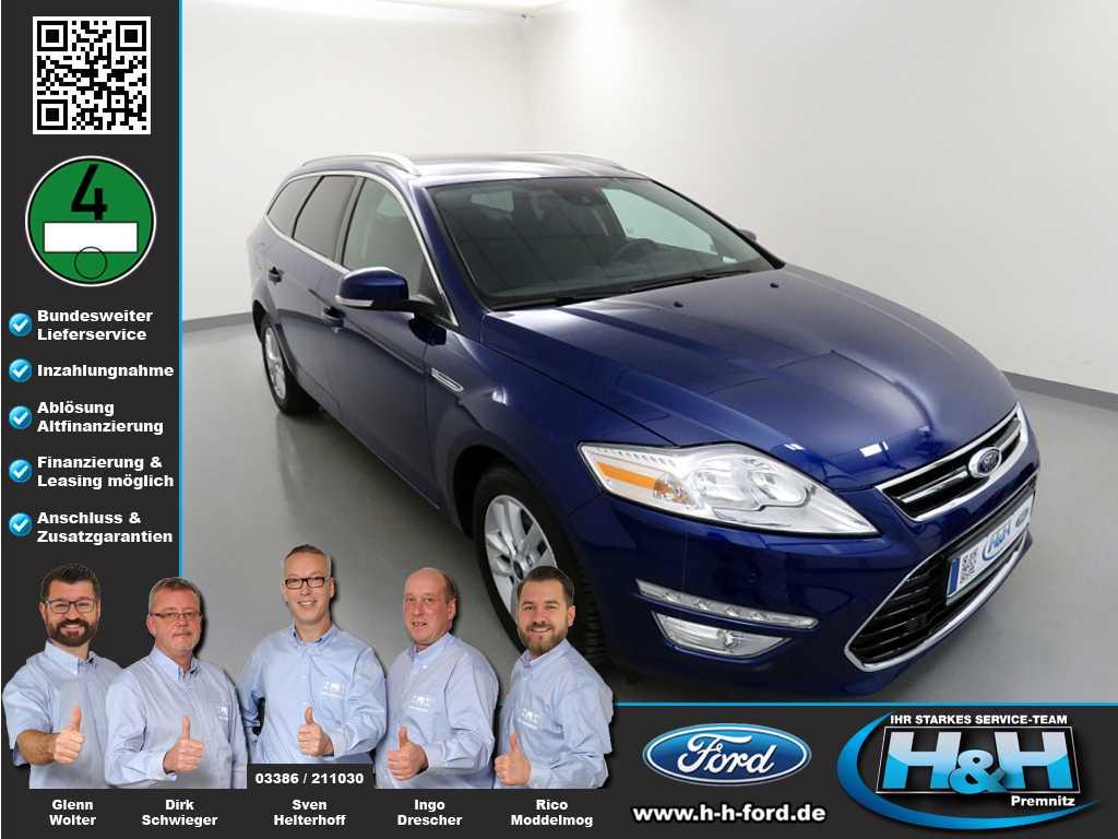 Ford Mondeo Turnier 2.0 TDCi Business Edition (AHK), Jahr 2014, Diesel
