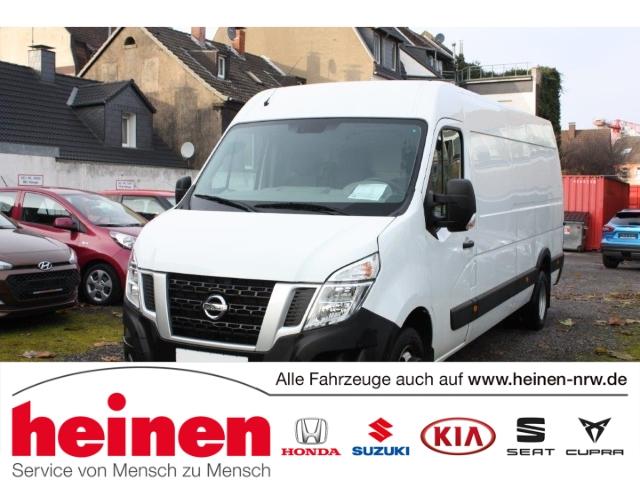 Nissan NV400 Kastenwagen L4H2 3,5t COMFORT, Jahr 2017, Diesel