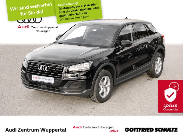 Audi Q2 30TFSI NAV VOB SHZ PDC FSE BT MUFU KLIMA 16ZOLL Sport, Jahr 2020, Benzin