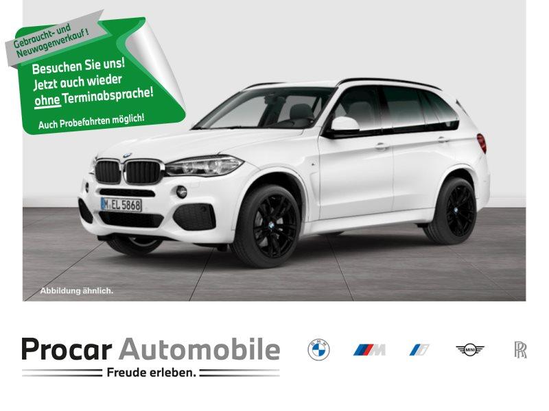 BMW X5 xDrive35i Aut MSport 20 NavPro AHK PDC el.Sz, Jahr 2018, Benzin