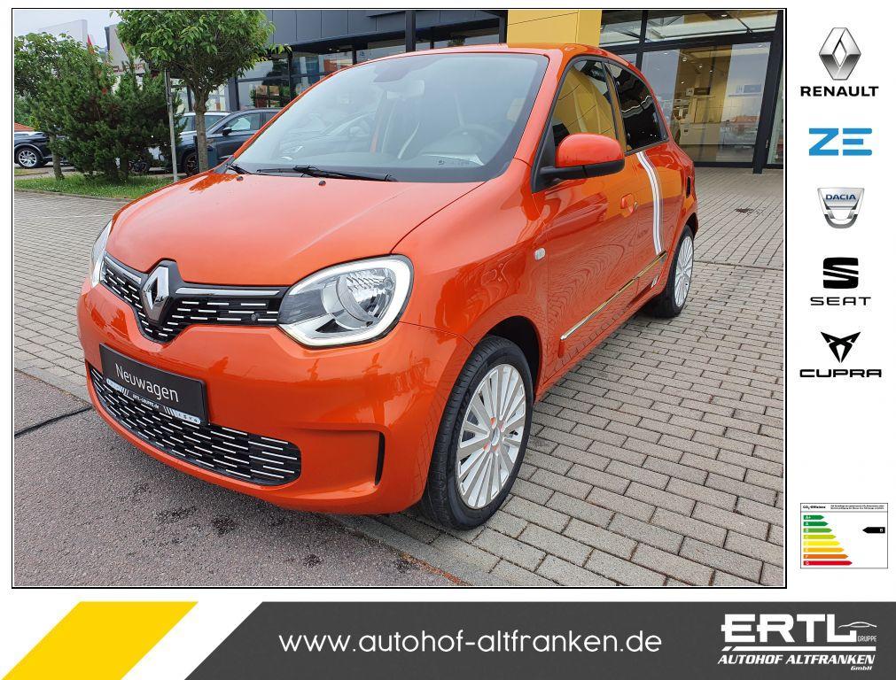 Renault Twingo SCe 65 VIBES, Jahr 2021, Benzin