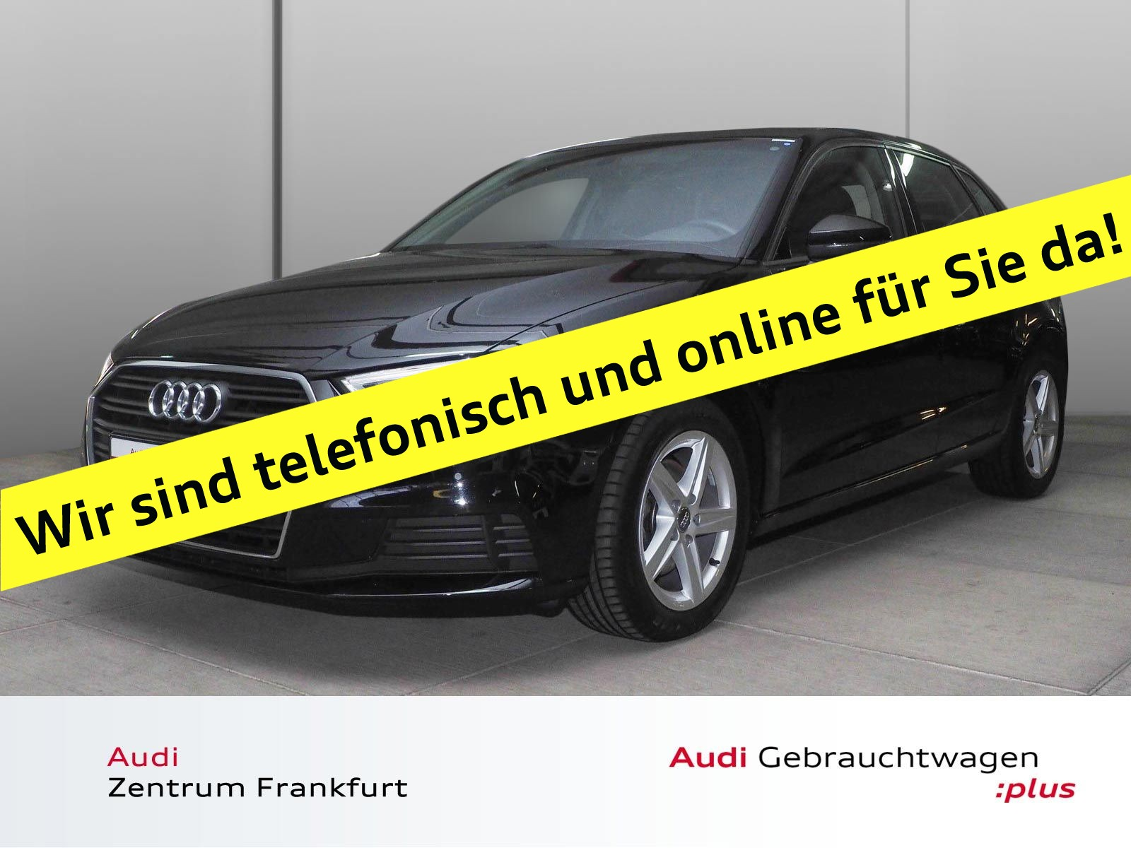 Audi A3 Sportback 30 TDI Xenon Navi PDC Tempomat, Jahr 2018, Diesel