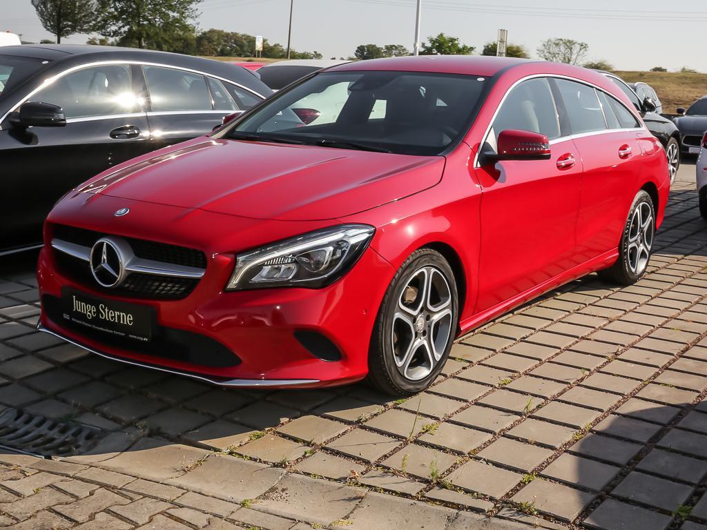 Mercedes-Benz CLA 220 Shooting Brake d Urban KeylessGo/Standhz, Jahr 2016, Diesel