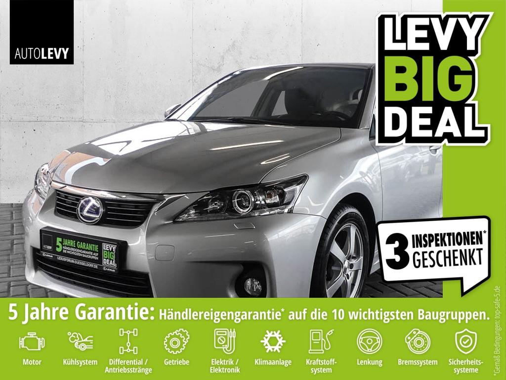 Lexus CT 200h Executive LINE mit Komfort + Klimaautoma, Jahr 2012, Hybrid