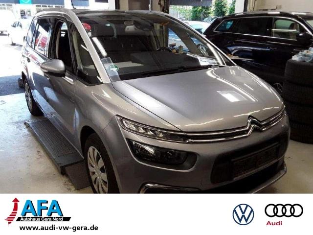 Citroën C4 Grand Picasso 2.0 BlueHDi Aut. AHK*Navi*RFK, Jahr 2018, Diesel
