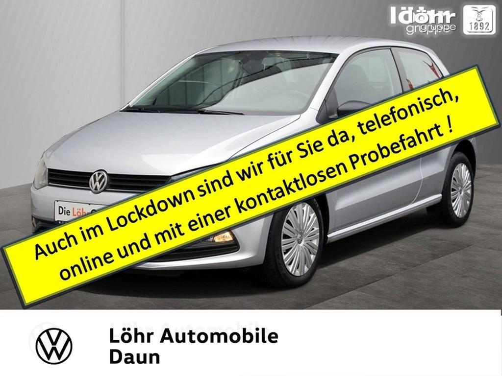 Volkswagen Polo 1.0 Navi Klima Telefon, Jahr 2017, Benzin