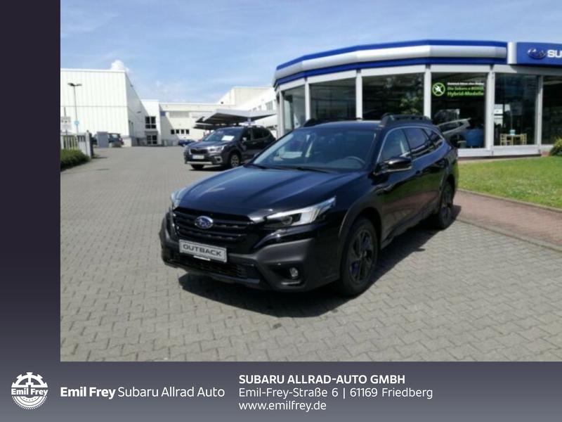 Subaru Outback 2.5 Exclusive Cross MJ2021 Winterräder, Jahr 2021, Benzin