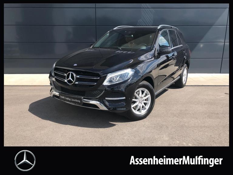 Mercedes-Benz GLE 350 d 4matic **COMAND/ILS/Schiebedach, Jahr 2016, Diesel