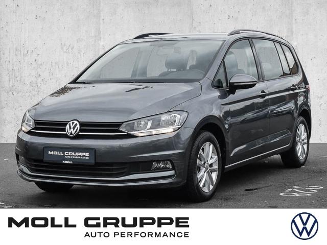 Volkswagen Touran 1.0 TSI Trendline 7-Sitze CONNECT PDC ALU, Jahr 2019, Benzin