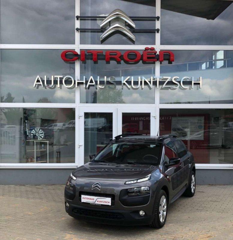 Citroën C4 Cactus P-Tech 82 Feel /Klima /Sitzheizung /Touchcreen, Jahr 2017, Benzin