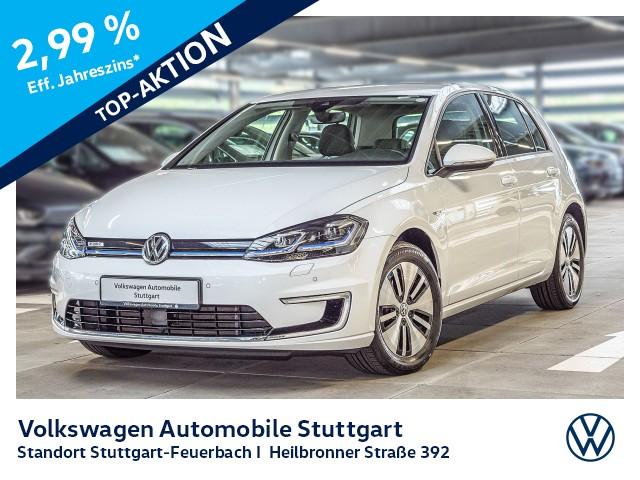 Volkswagen Golf VII e-Golf DSG Navi Tempomat, Jahr 2018, Elektro