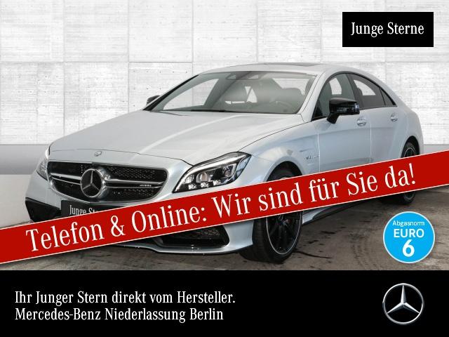 Mercedes-Benz CLS 63 AMG S Cp. 4M Keramik Burmester 3D Driversp, Jahr 2016, Benzin