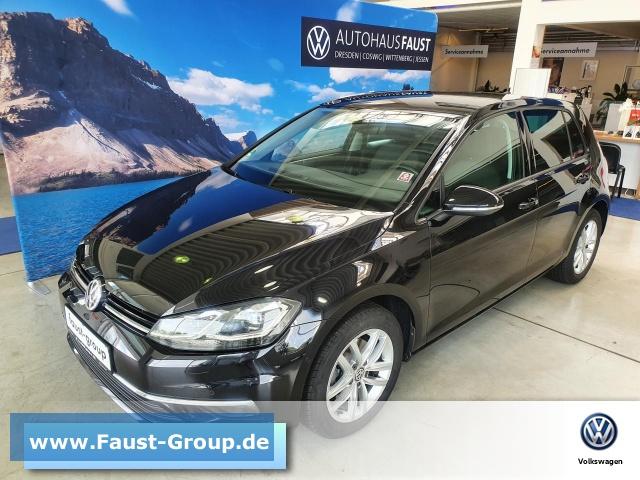 Volkswagen Golf Comfortline UPE 31000 EUR Climatronic LED, Jahr 2018, Diesel
