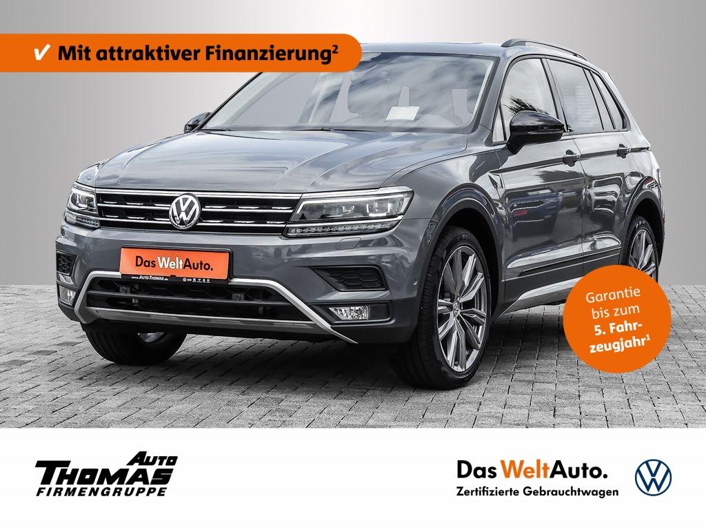Volkswagen Tiguan CL Offroad 2,0 l TDI SCR 176 kW (240 PS) 7-Gang DSG 4M, Jahr 2019, Diesel