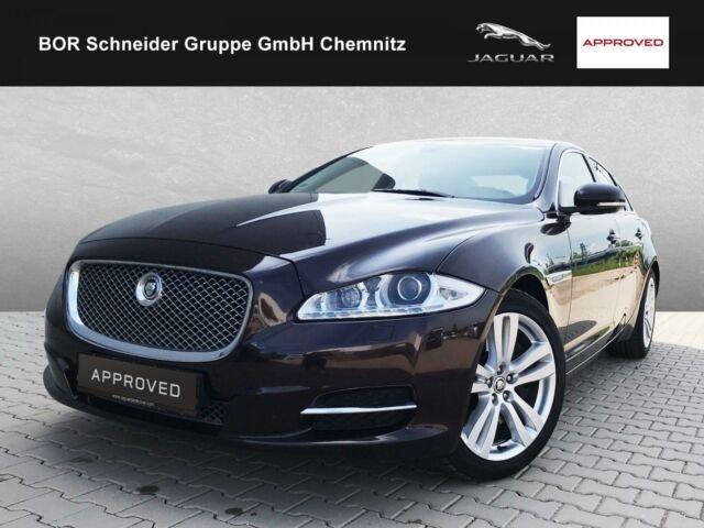 Jaguar XJ 3.0 V6 Diesel Premium Luxury, Bi-Xenon, Jahr 2012, diesel