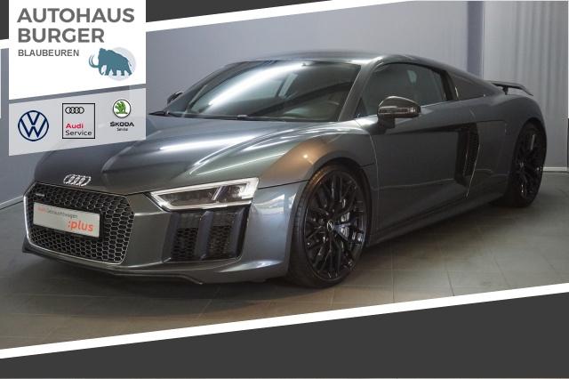 Audi R8 V10 plus 5.2FSI Laser/Keramik/B+O, Jahr 2015, Benzin