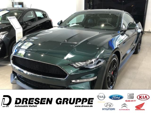 Ford Mustang Bullitt 5.0 Ti-VCT V8,Klappenauspuff,Navi, Jahr 2020, Benzin