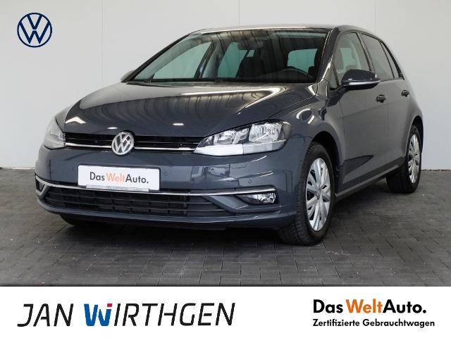 Volkswagen Golf VII 1.0 TSI Sound ACC APP SHZ, Jahr 2017, Benzin
