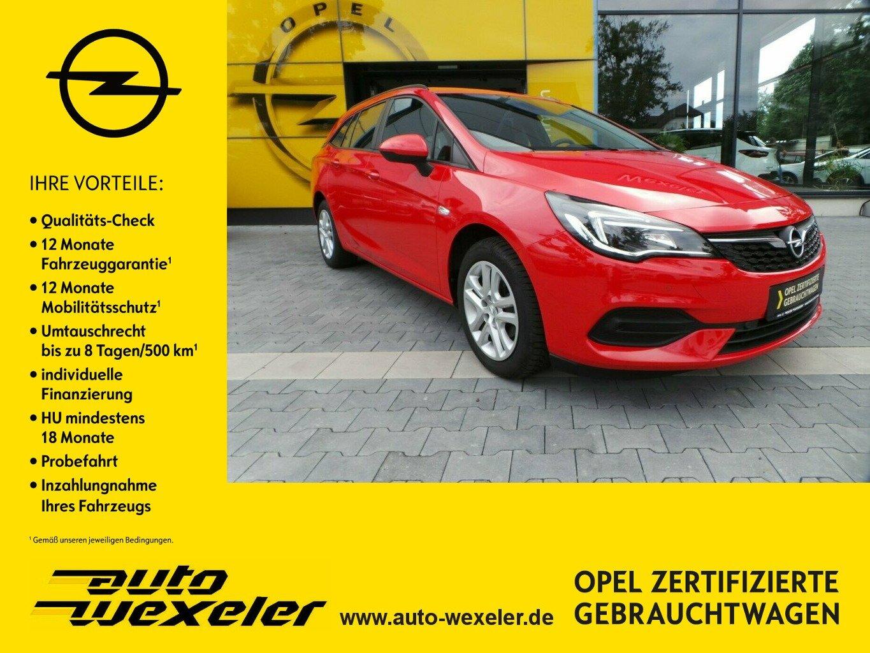 Opel Astra K ST Edition 1.2,Navi,WKR inkl., Jahr 2020, Benzin