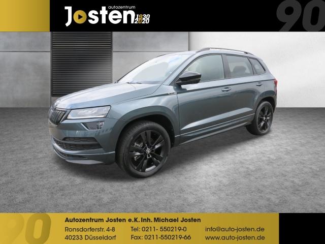 Skoda Karoq SPORTLINE 4x4 2.0 TDI Columbus AHK ACC, Jahr 2019, Diesel