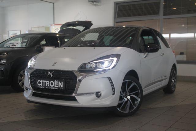 Citroën DS3 PureTech 110 Start & Stop SoChic Givency, Jahr 2017, Benzin