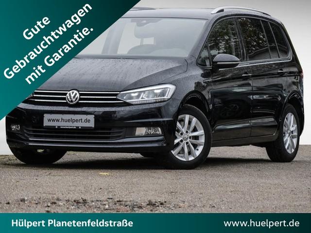 Volkswagen Touran 1.2 Comfort LED NAVI ACC CAM ALU integr. Kindersitze, Frontscheibe heizbar, Jahr 2016, Benzin