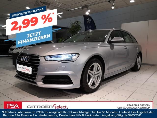 Audi A6 Avant 2.0 TFSI quattro S tronic /SH/PDC/RFK/4ZonenKlima, Jahr 2017, Benzin
