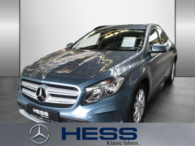 Mercedes-Benz GLA 200 Style Automatik Kamera Park-Pilot SHZ, Jahr 2014, Benzin