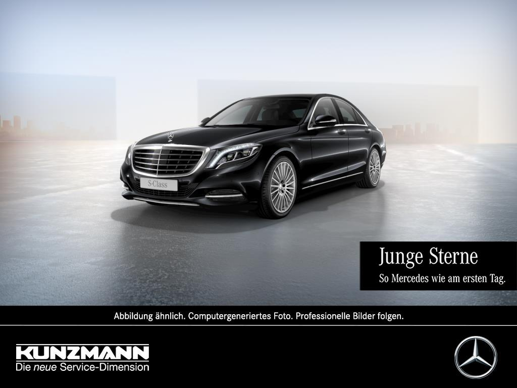Mercedes-Benz S 350 d Comand LED AHK Distronic Panorama 360°K, Jahr 2015, Diesel
