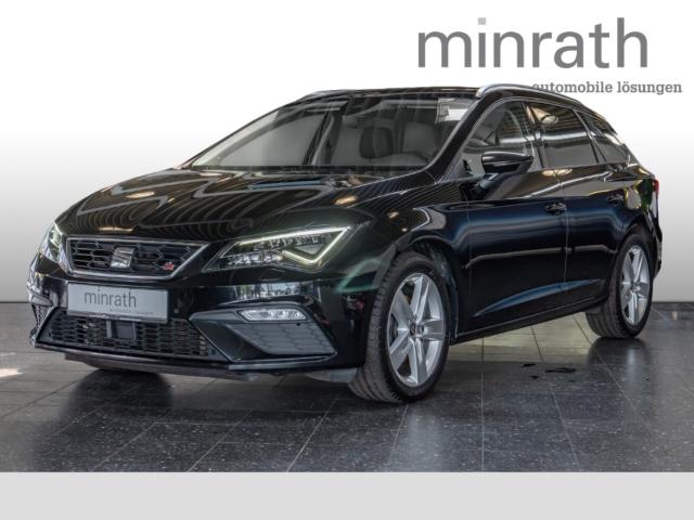 Seat Leon ST FR 2.0 TDI EU6d-T LED Navi ACC PDCv+h LED-Tagfahrlicht, Jahr 2019, Diesel