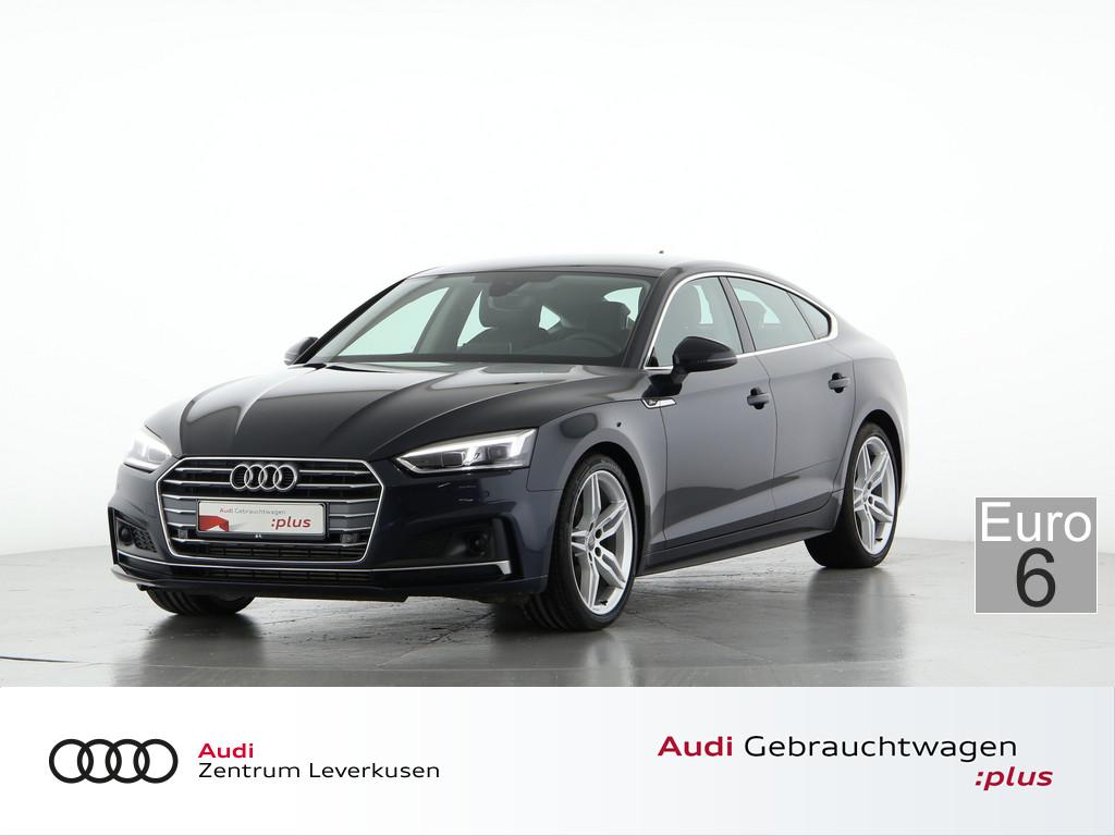 Audi A5 Sportback 2.0 g-tron, Jahr 2018, Gas