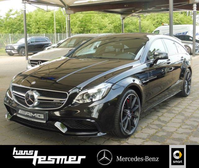 Mercedes-Benz CLS 63 S AMG 4M SB Sitzklima+, Jahr 2015, Benzin